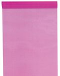 CHEMIN DE TABLE ORGANDI 5M FUSCHIA