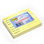 POST-IT TRACABILITE ALIMENT. 100X40