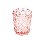 BOUGEOIR DIAMANT ROSE